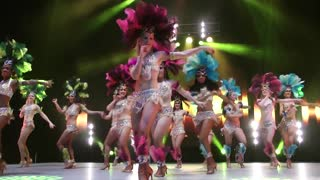 Brazilian Carnival Spirit with DanceMyWay - Video