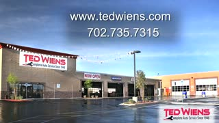 Ted Wiens, Las Vegas Car Repair Shop, Care About the Community | 702-735-7315 - Video