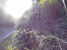 Kayaking Down a Drainage Ditch - Video