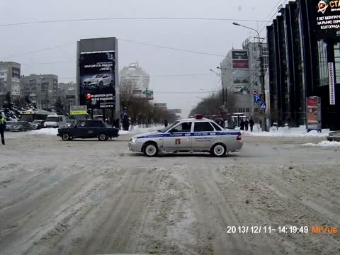 Towing Trucks Russian Style