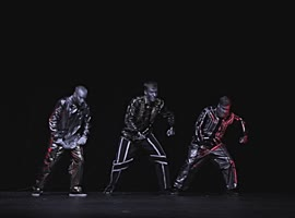 Robotboys feat. Poppin John - Video