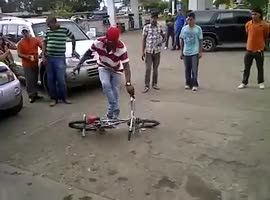 This guy has some great skills