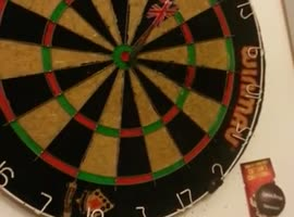 Risky Dart Shot - Video