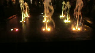 Fountain Spectacle - Video