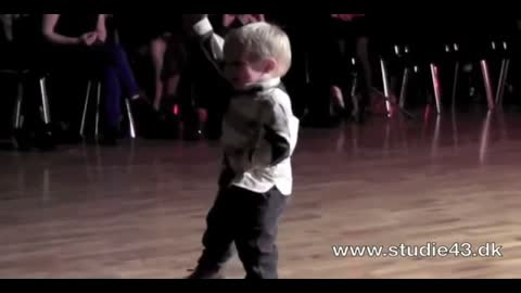 toddler dance crazy dance