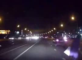 Crossing the Street Almost Gone Very Wrong for Elderly Woman - Video