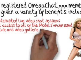 Omega Chat Online - Video