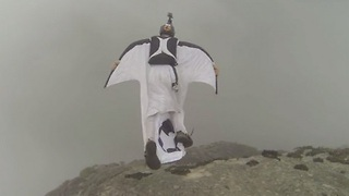 Wingsuit BASE Jumper Lands Through Roof Proves This Is An Extreme Sport - Video