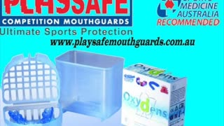 Mouthguards Brisbane - Video