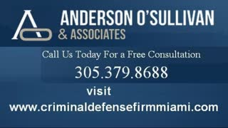 Embezzlement Offense Miami - Video