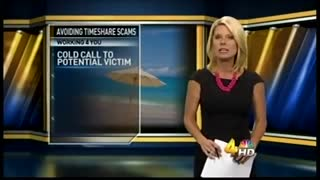 Time Share Scams - Wesley Financial Group News Report - Video