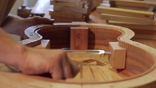 Birth of a Guitar - Video