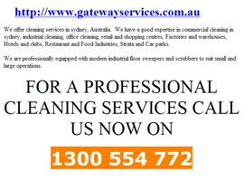 CLEANING SYDNEY-OFFICE CLEANING SYDNEY - Video
