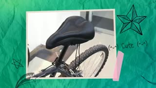 Bicycle Seat Cover | Saddle Cover | Biycle Accessories - Video