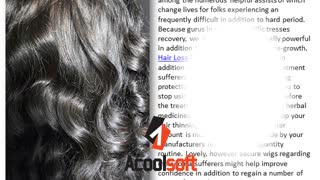 NewLacecu - Hair Loss, Wigs, H NewLacecu - Hair Loss, Wigs, Hair Replacement Systemsair Replacement Systems - Video