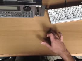 Impressive Finger Drumming! - Video