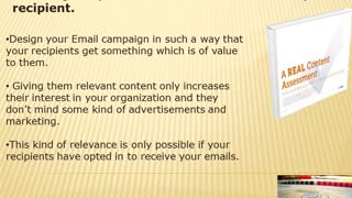 UNDERSTANDING PERMISSION BASED EMAIL MARKETING - Video