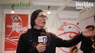 Medical Seeds Co Cannafest International Hemp Fair 2013 - Video