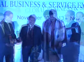 Indica Travels Received The Best Upcoming Tour Operator Award - Video