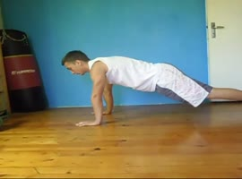 Push ups variations - Video