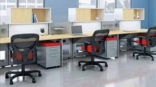 Ergonomics Desk Chair - Video