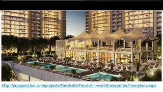 Panchshil World Trade Center Pune - Video