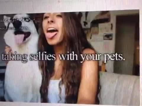 Poor dog :D ..or girl?