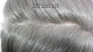 Every person includes unique experience Lace Wig Hair Loss Wigs prosthesis - Video