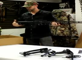 2013 PSE TAC Elite Crossbow Unboxing - TheCrossbowStore.com - Video
