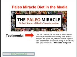 Paleo Diet Weight Loss - Watch This Paleo Diet Review Before Buying! - Video