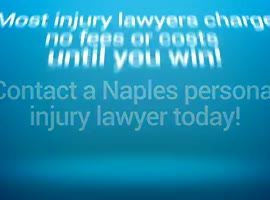 Naples Personal Injury Lawyer - Car Accident Attorney FL