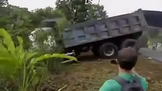 Truck Rescue Doesn't Go As Planned!