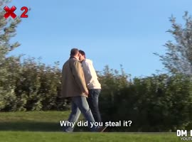 Would You Interrupt a Pick Pocketing_ (Social Experiment) By DM Pranks - Video