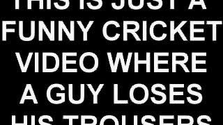 Short Funny Cricket Video - Video