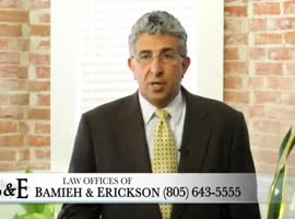 A History of Trying Personal Injury Cases in the Community Ventura Santa Barbara Oxnard Personal Injury Lawyers