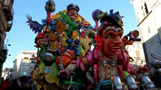 carnevale ad acireale 2014 - Video