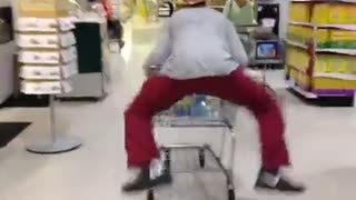 Making Grocery Shopping Fun.. - Video