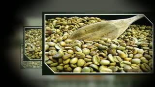 Pure Green Coffee Bean Extract - Video