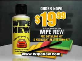 Wipe New Review - Video