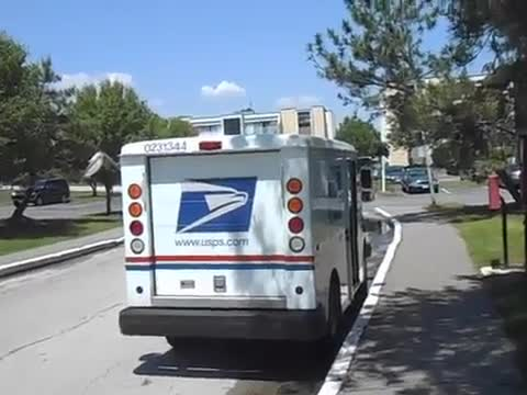 Woman Thinks Mailman Is Stalking Her