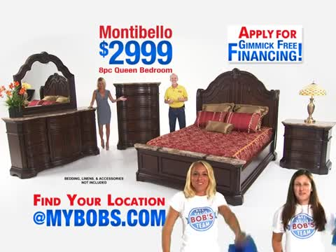 Bobs furniture for your home furnishing needs