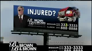 Car Accident Lawyers in St. Louis, MO - Brown and Brown Law Firm - Video