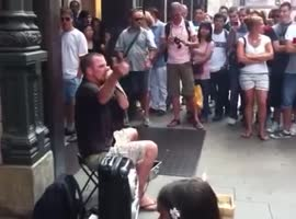 DAVE CROWE BEAT BOXING Italy - Video