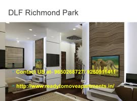 DLF Richmond Park @9650268727 - Video