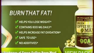 Benifits Of Green Coffee Max Reviews - Video