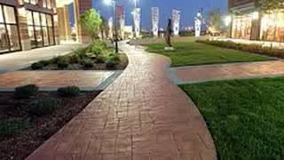Decorative Concrete Kansas City http://www.bigreddecorativeconcrete.com - Video