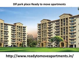 Dlf park place Ready to move apartments @9650268727
