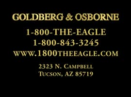 Tucson Personal Injury Lawyer | Goldberg and Osborne
