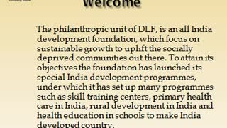 Quality Education Program for Underprivileged - Video
