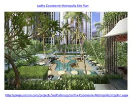 Lodha Codename Metropolis Mumbai @ 7738888575 - Video